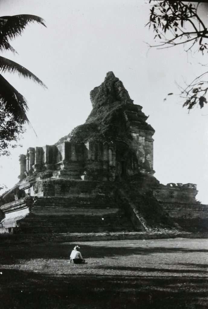Wat Chedi Luang. National Archives Bangkok.