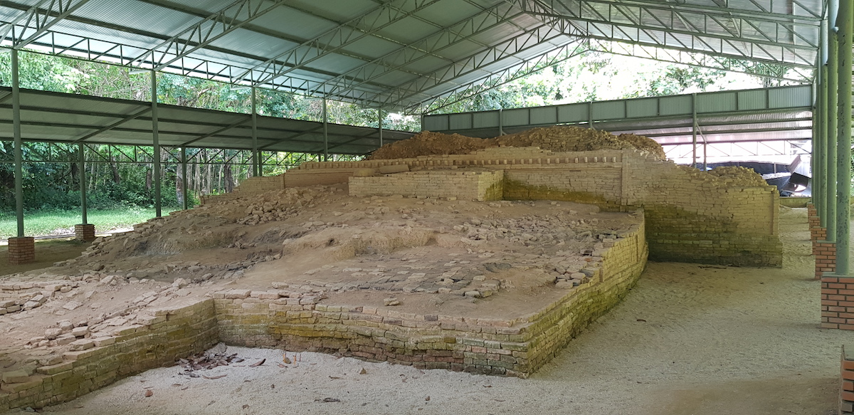 Ruins of Yarang the ancient capital of the Langkasuka Kingdom near Pattani