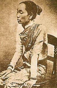 Chao Tipakesorn in sitting position