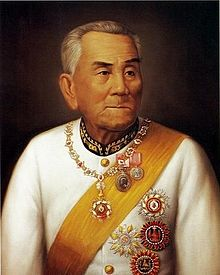 King Inthawichayanon of Chiang Mai during his life