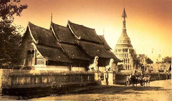Wat Mahawan Thapae Road Chiang Mai